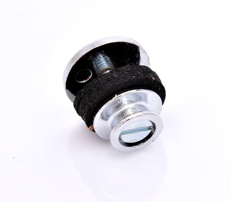 1001 - Botão de correção com calota para vidro
