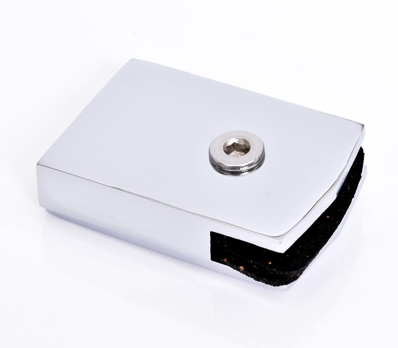 3019 - Pinça para guarda corpo pressão grande